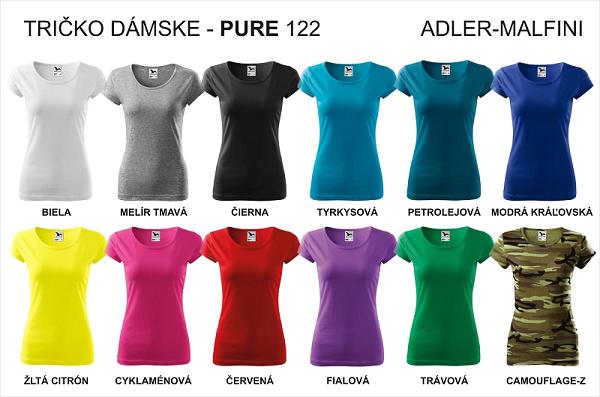 be9bf160fa9 Dámske tričká